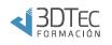 3DTec Formación Logo